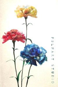 2019-和紙のカーネーション Japanesepaper carnation
