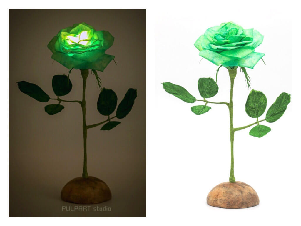 Green Rose2021